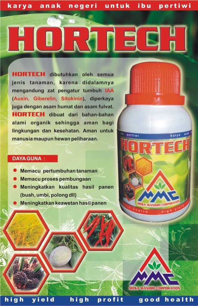 HORTECH, harga hortech, hormon tumbuh, aplikasi hortech, perangsang bunga, perangsang buah, perangsan pembuahan