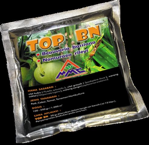 TOP BN - Agens Hayati, Pengendali Hama Organik, Anti Walang Sangit dan Serangga Terbang