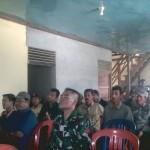 Sosialisasi Teknologi Pertanian Bersama Dinas Pertanian dan TNI