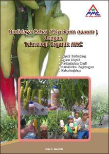 Modul Budidaya Cabai dengan teknologi organik mmc