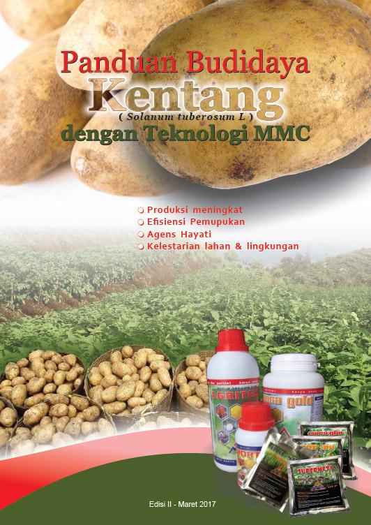 cover modul budidaya kentang dengan teknologi mmc