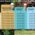 Pupuk Organik MMC untuk Budidaya Kopi