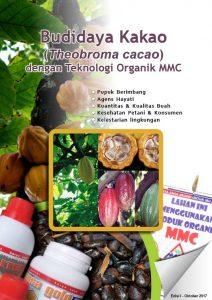 cover modul budidaya kakao - edisi i oktober 2017